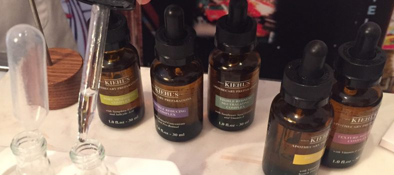 "A Personalized ""Apothecary Preparations"" Skincare Experience is Coming Soon to Kiehl's"