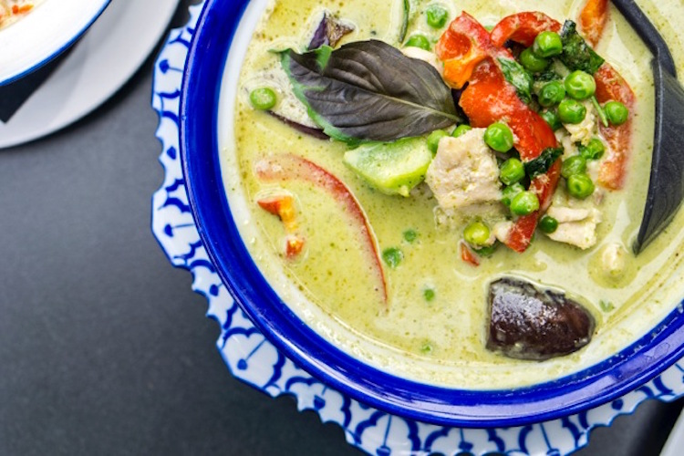 thai-house-green-curry-chicken