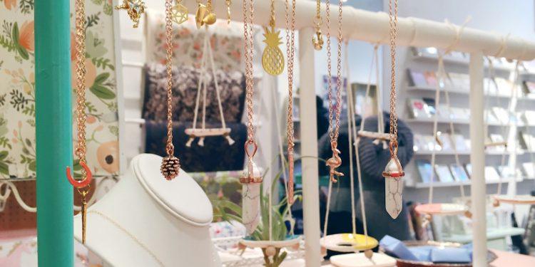 meadow gastown gift shop fashion jewelry