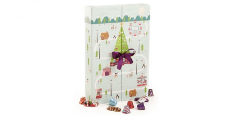 Purdy's Chocolatier Winter Wonderland Advent Calendar