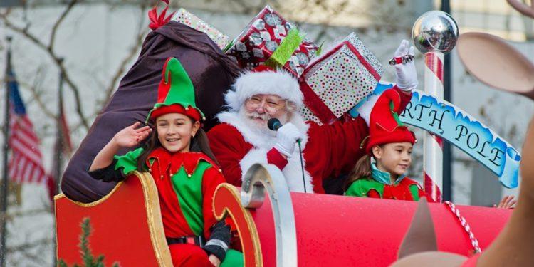 Vancouver Santa Claus Parade 2016