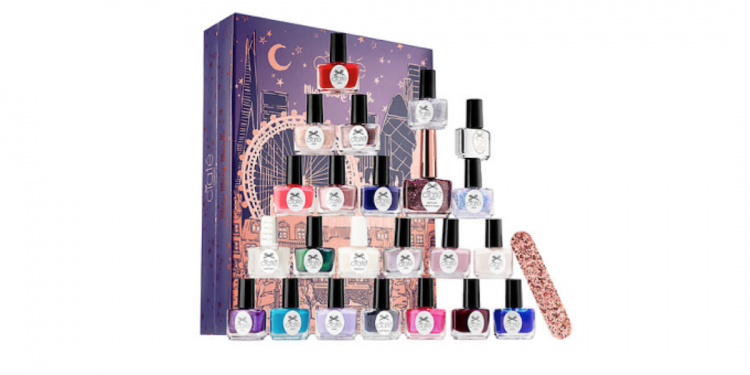 Ciate London Mini Mani Month Nail Polish Set