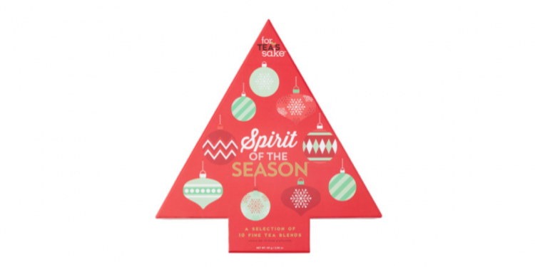 For Tea's Sake Tea Advent Calendar
