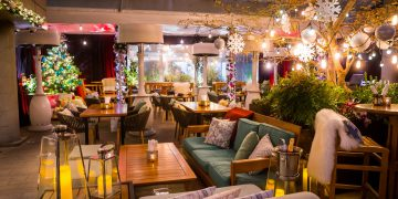 Reflections: The Garden Terrace Winter Pop Up