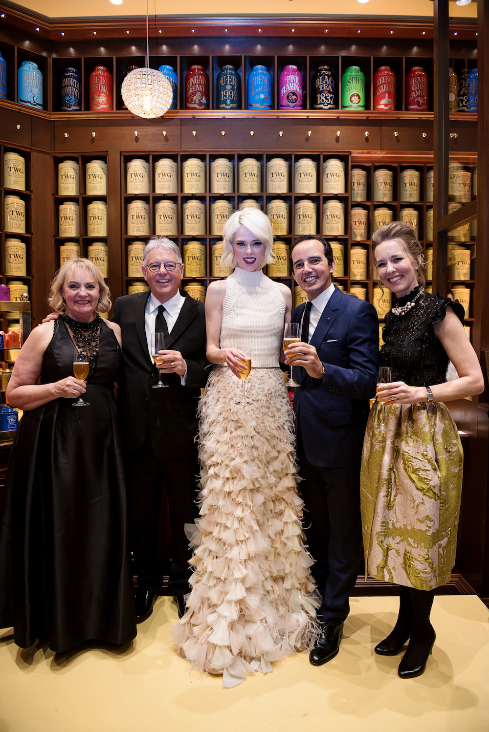 TWG opening vancouver