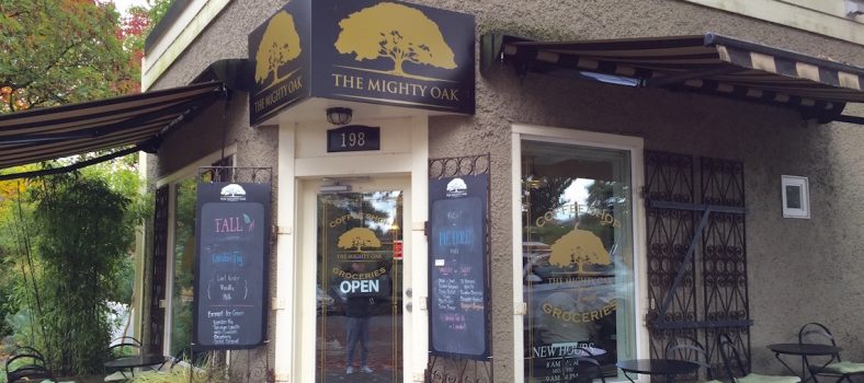 Hidden Gem in Vancouver - The Mighty Oak