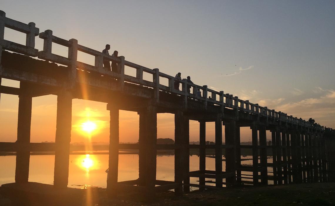 Ubein Bridge