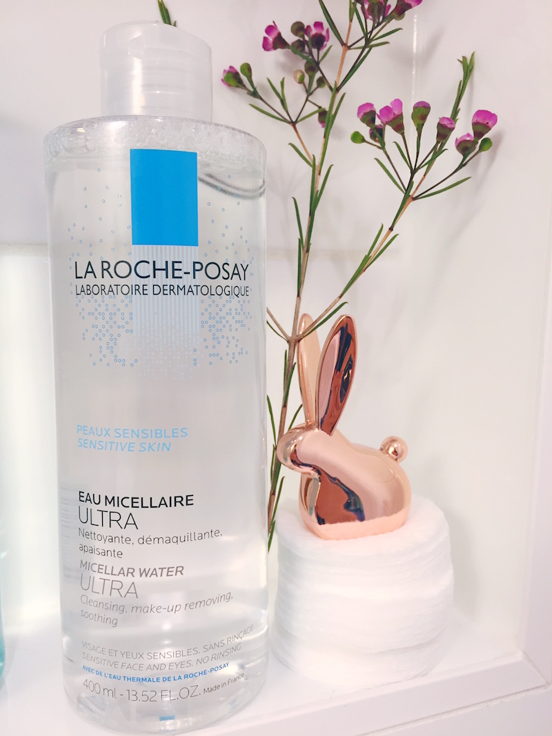 La Roche-Posay Micellar Water Ultra Sensitive Skin