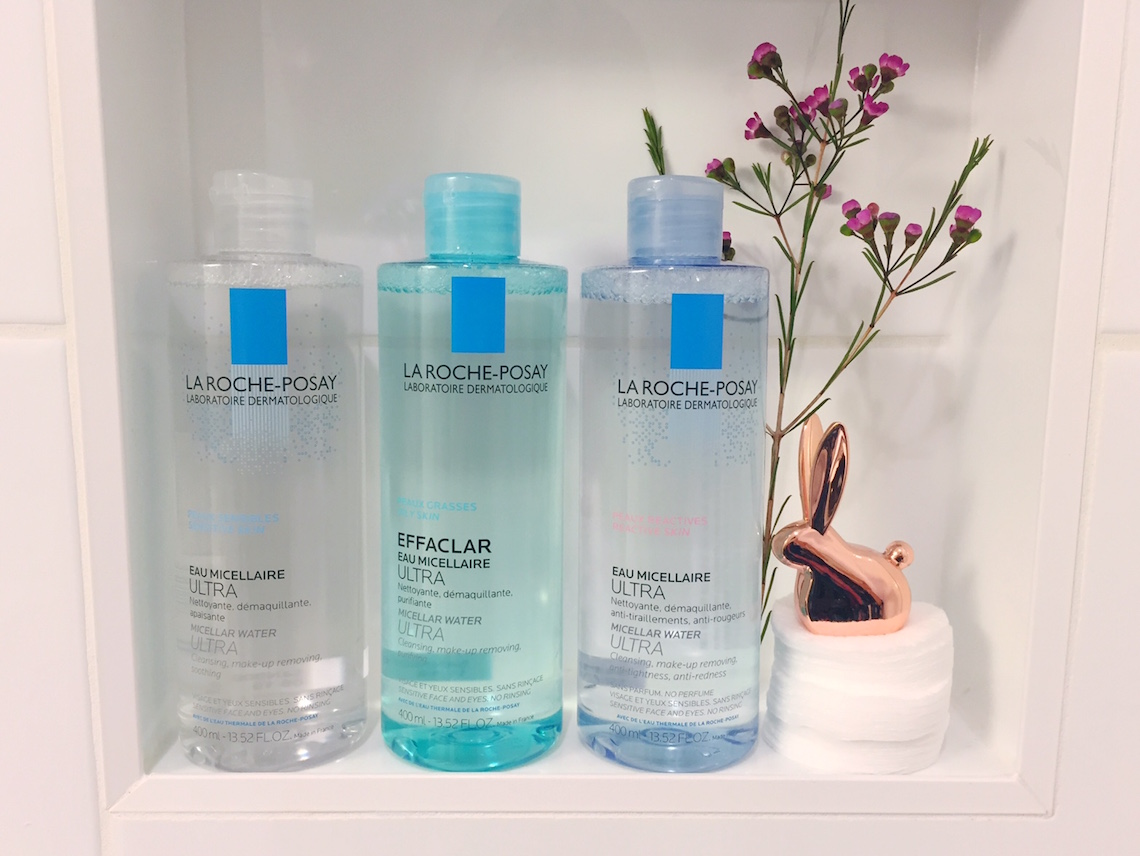 La Roche-Posay Micellar Water Ultra for Sensitive Skin