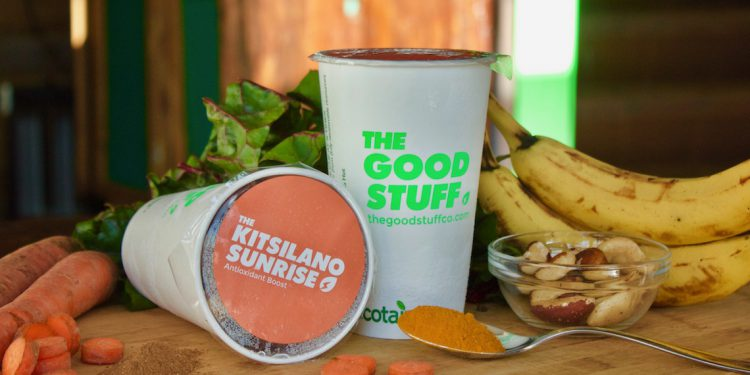 The Good Stuff Vancouver Frozen Smoothie