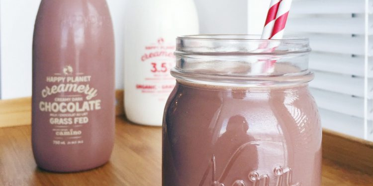 happy planet chocolate milk thumbnail
