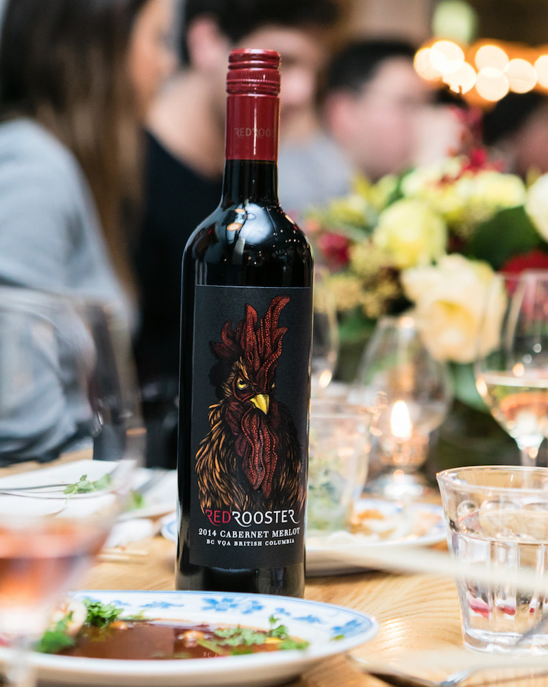 red rooster wine new packaging for 2017