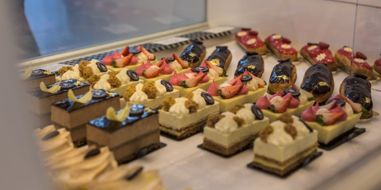 Mon Paris Pâtisserie in Burnaby, BC