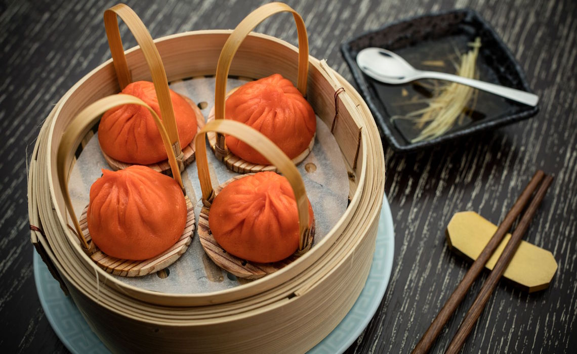 Hot & Sour Iberico Pork Shanghainese Soup Dumplings
