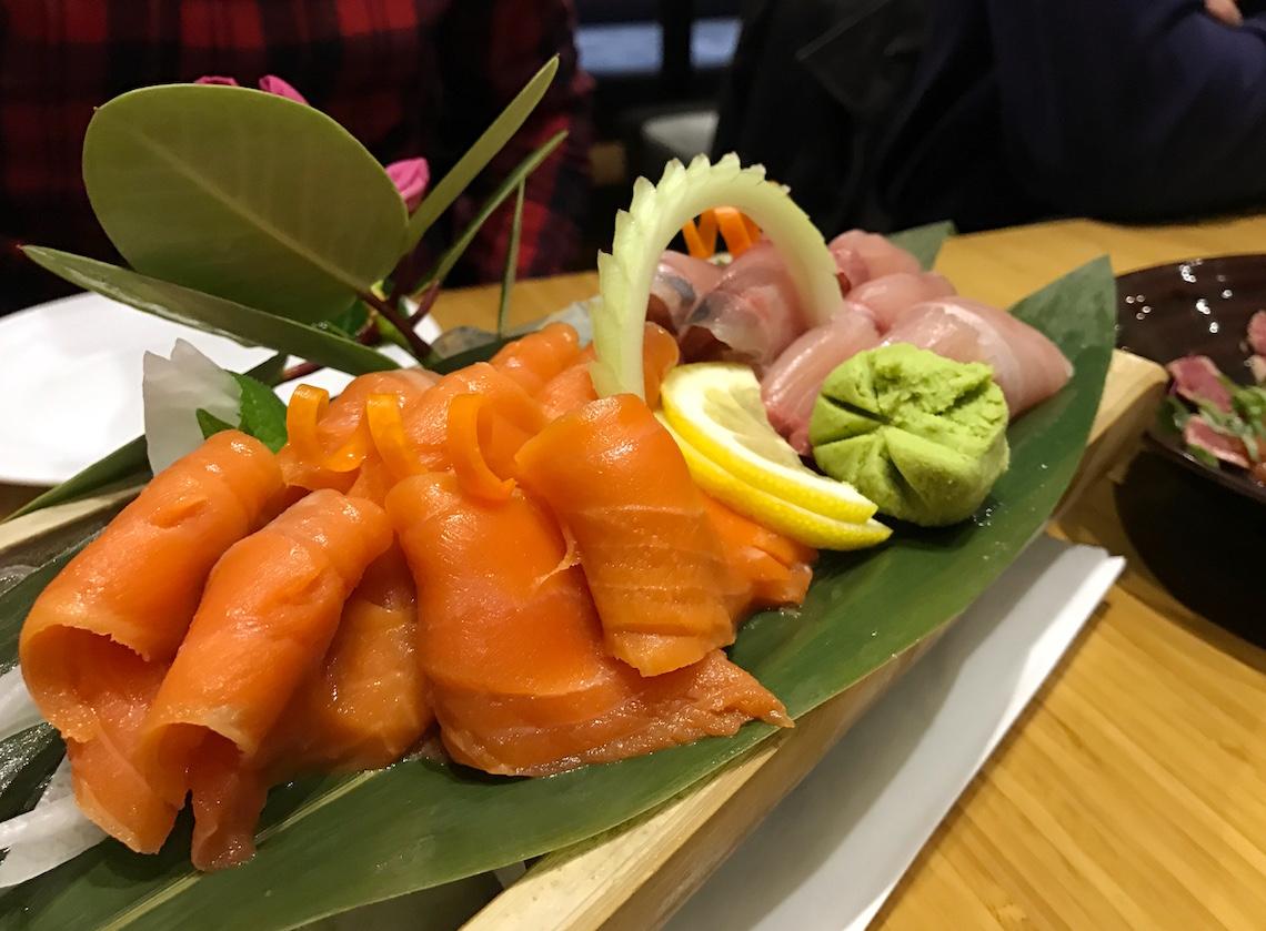 Tojo's - Assorted Sashimi