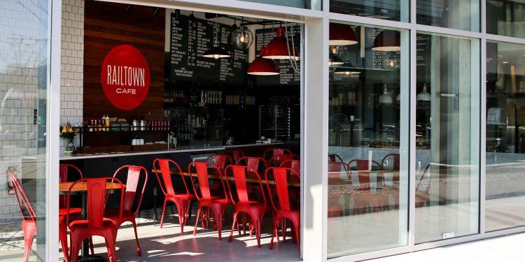 Railtown Cafe Olympic Village