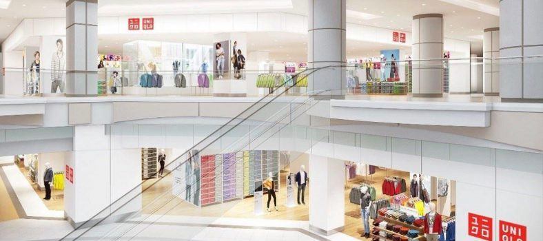 uniqlo opening in vancouver at metropolis at metrotown