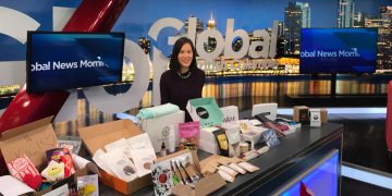 vanessa choot modern mix vancouver on global morning news
