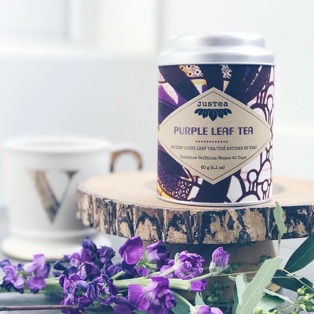 justea purple tea