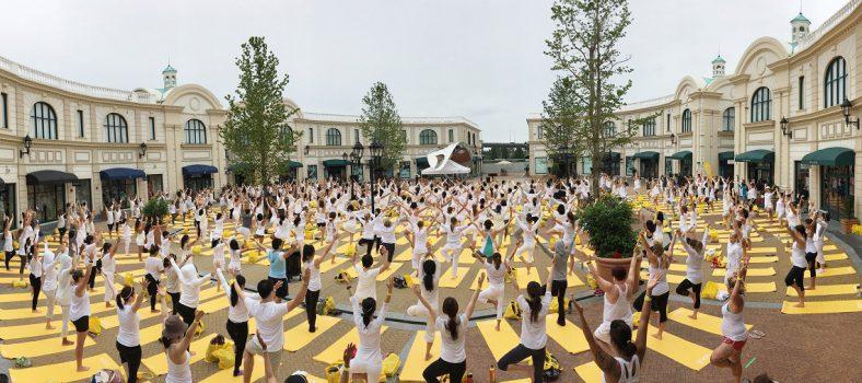 McArthurGlen Lole Yoga 2017