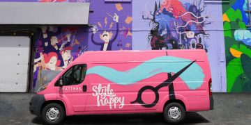Chatters Style Happy Van