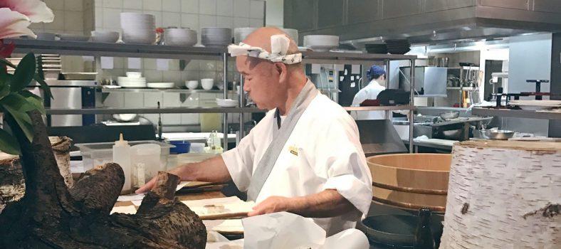 chef tojo vancouver