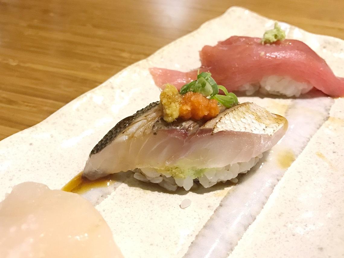 Tojo's Nigiri Sampler