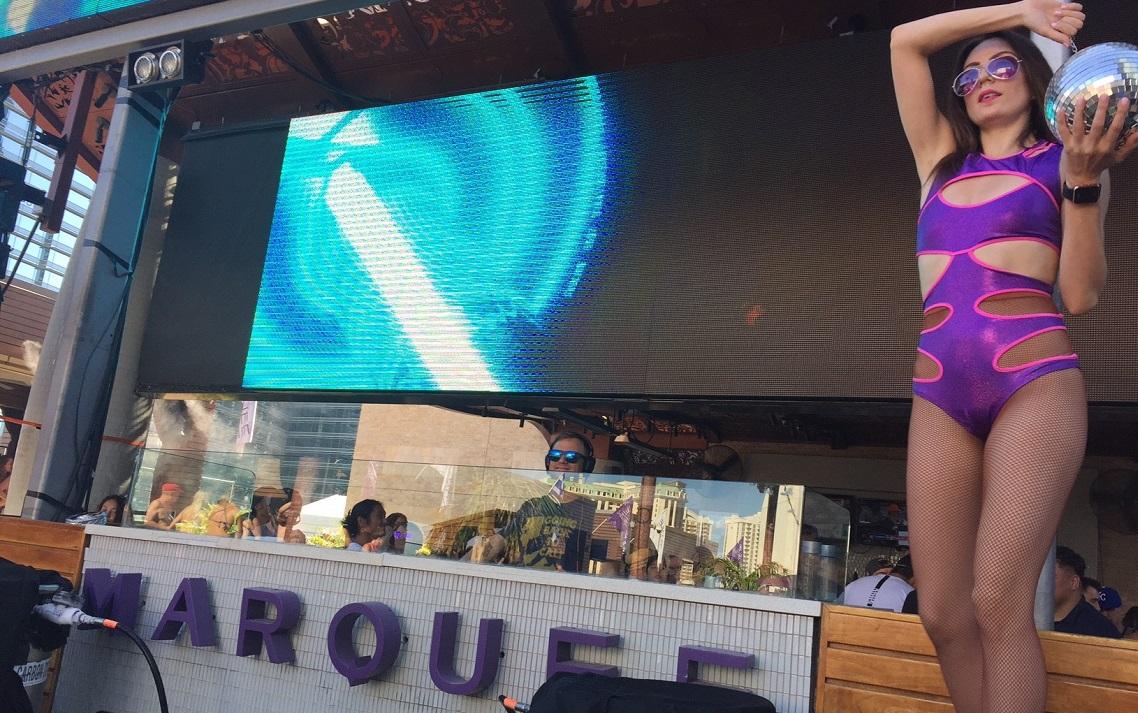 Dash Berlin at Marquee Dayclub Las Vegas