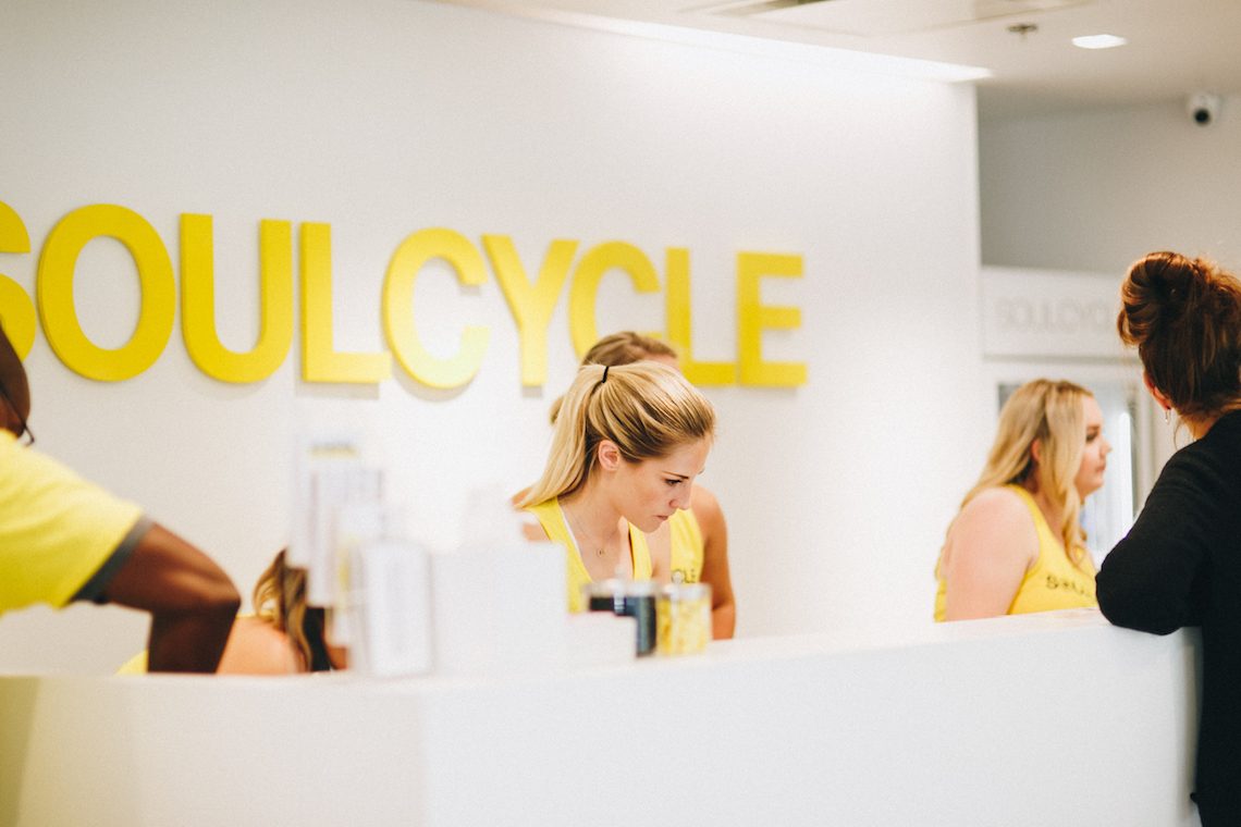 SoulCycle Vancouver Yaletown Spin Studio
