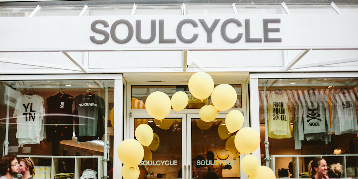 SoulCycle Opens in Vancouver at 1122 Mainland Street in Yaletown