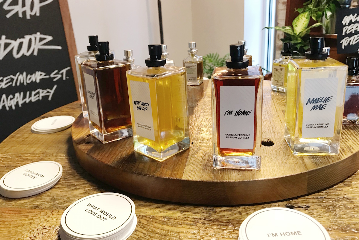 Scents from Gorilla Perfume Volume IV