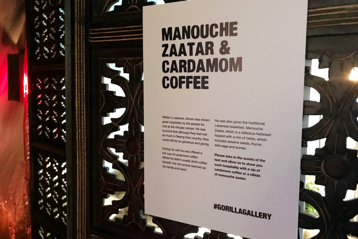 "The story behind ""Cardamom Coffee"" and ""Manouche Zatar"" Fragrances"