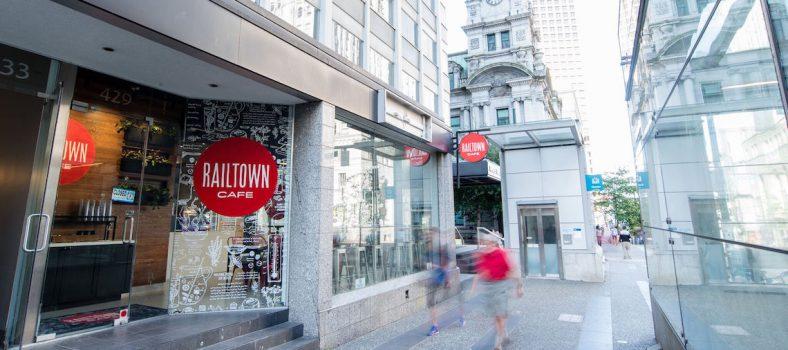 railtown cafe granville street vancouver