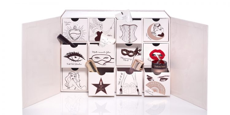 Charlotte Tilbury Naughty or Nice Advent Calendar