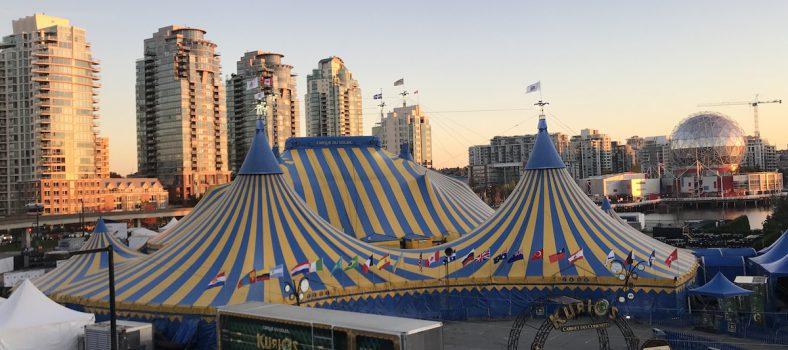 Cirque Du Soleil Vancouver
