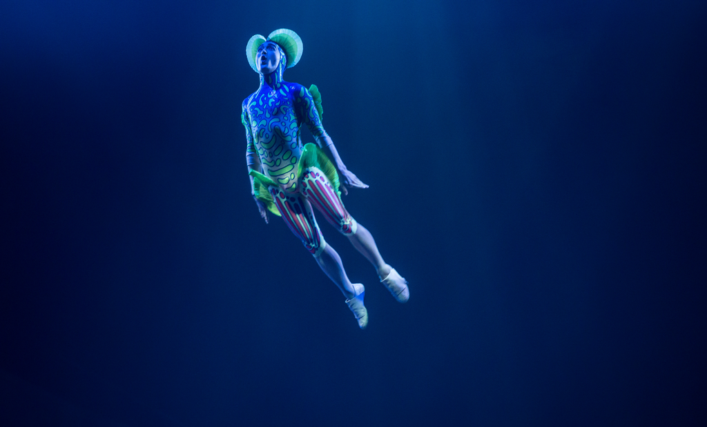Cirque Kurios Vancouver