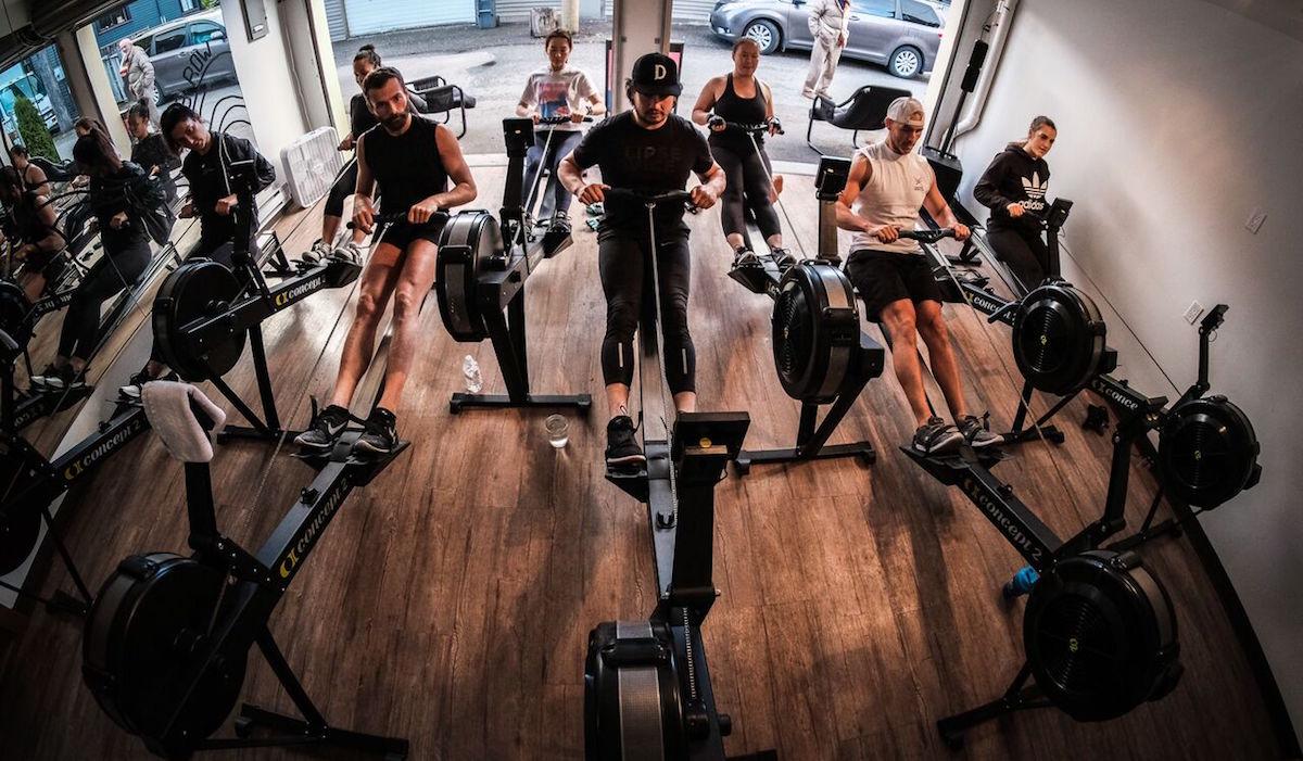 Club Row Fitness Vancouver