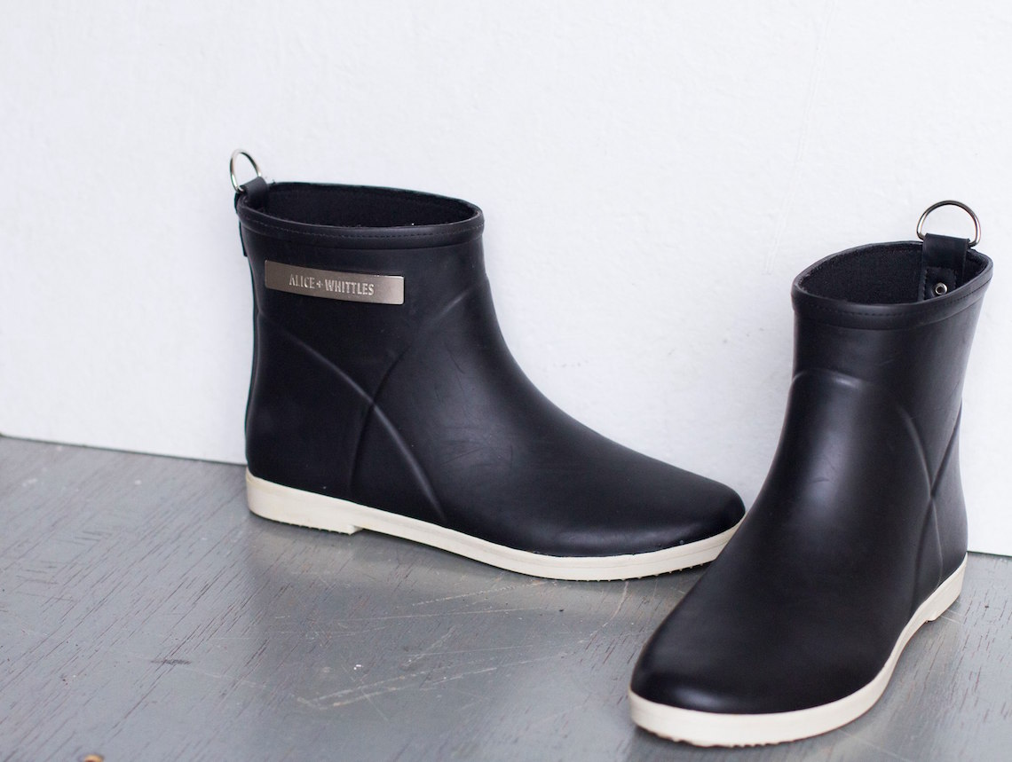 Alice and Whittles Fair Trade Rain Boots