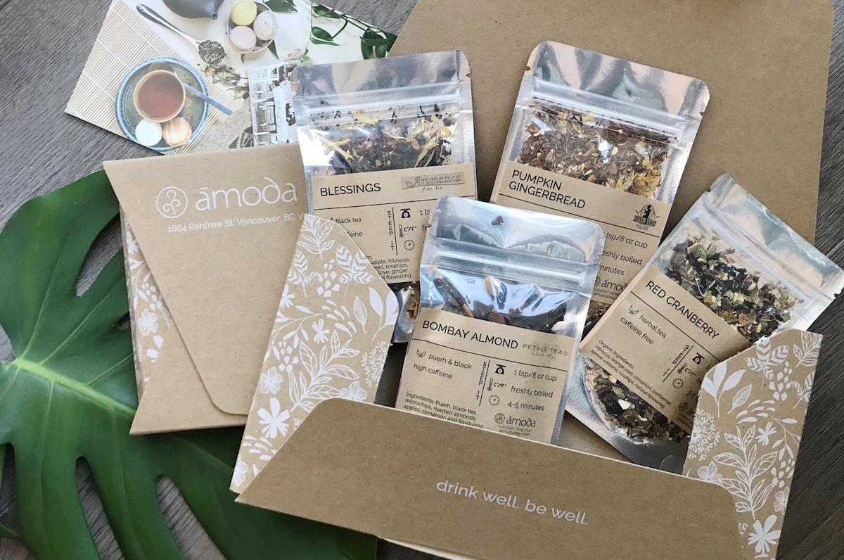 Amoda Tea Subscription Box