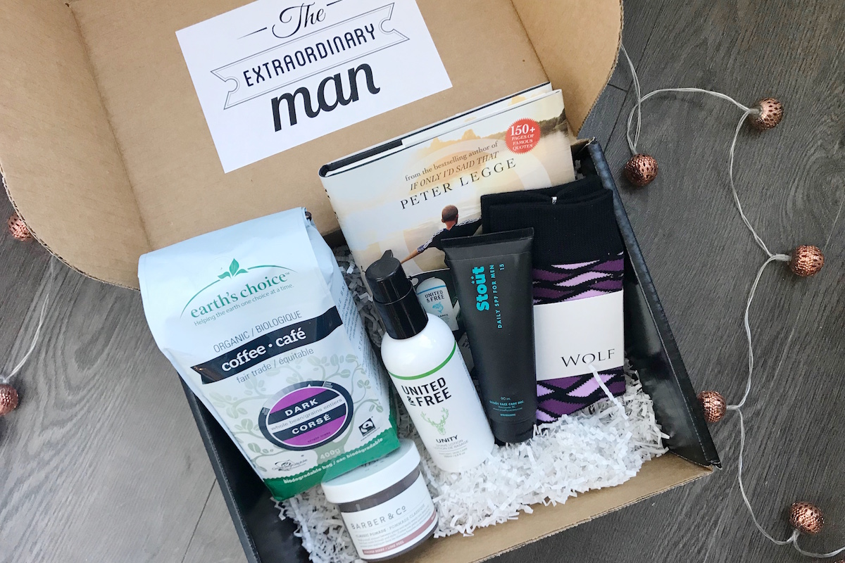 BC Living The Extraordinary Man Gift Idea