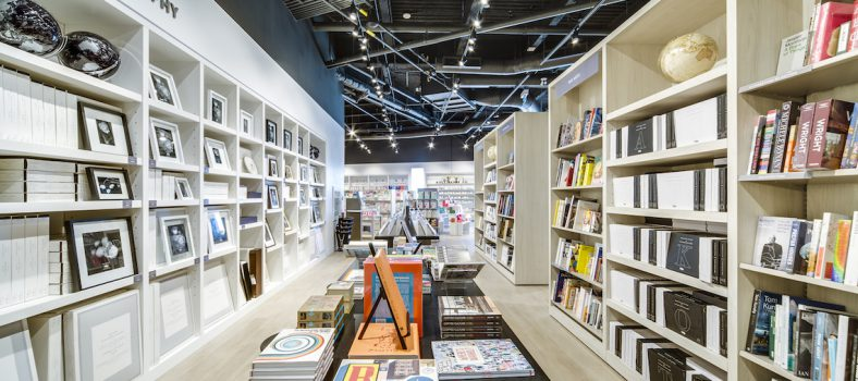 Indigo Opening Flagship Store on Robson Street Vancouver