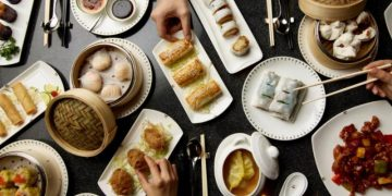All You Can Eat Dim Sum Launches at Parq Vancouver's 1886 Restaurant