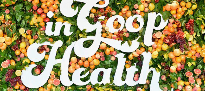 goop health wellness event Vancouver Stanley park