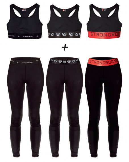 Strongbody Apparel Launching Women's Line with 1,000 Pairs of Leggings for the Cost of Shipping