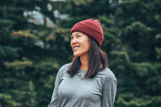 Sitka The Cashmere Toque and The 165 Merino Long Sleeve