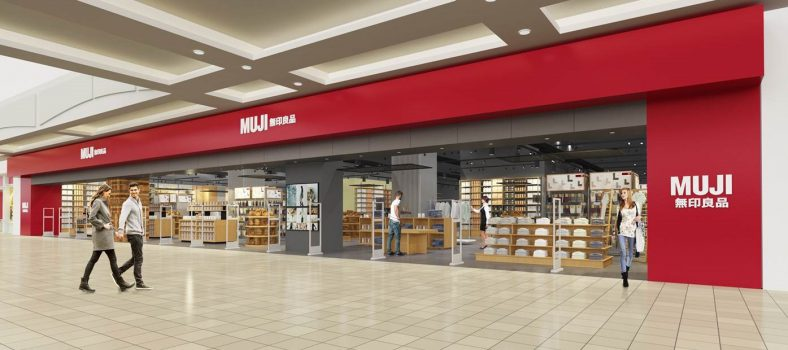 Expanded MUJI at Metropolis at Metrotown Location Re-opening on October 19, 2018