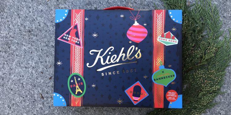 Kiehl's 2018 holiday advent calendar