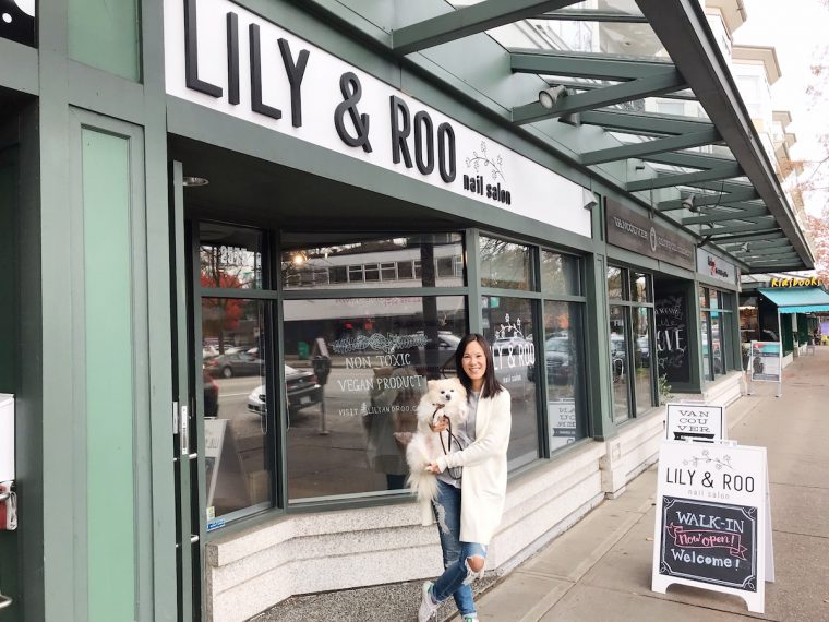 Lily & Roo: Vancouver Non-Toxic Nail Salon In Kitsilano