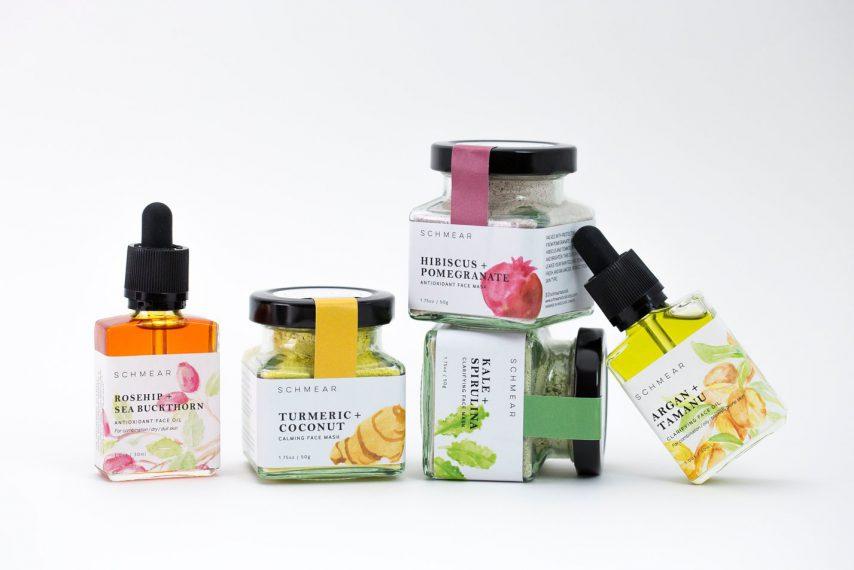 SCHMEAR Vancouver natural skincare brand