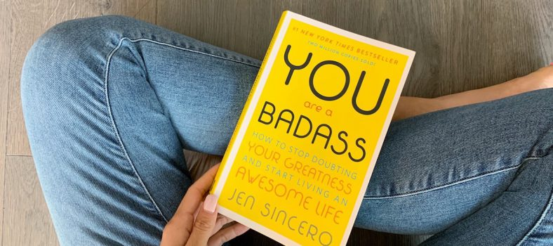 You Are a Badass by Jen Sincero Book Review